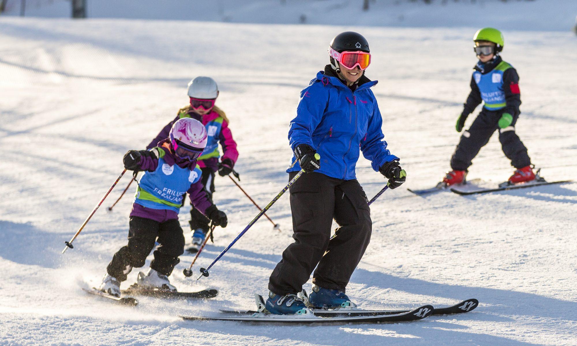 Stockholms skid- och snowboardskola